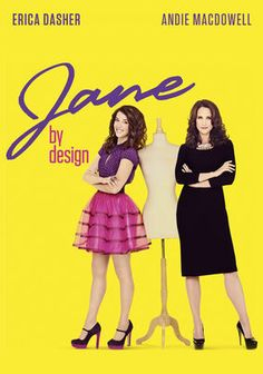 Jane By Design (2012) When she is mistaken for an adult and lands a job at a stylish fashion house, teenager Jane Quimby struggles to keep up with both her demanding position and her high school life -- while keeping her real age a secret from her difficult boss.