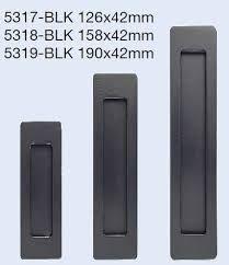 Image result for windsor sliding door hardware black  sc 1 st  Pinterest & SLIDING DOOR HARDWARE BY WINDSOR Windsor Brass Flush Pulls - Fully ...