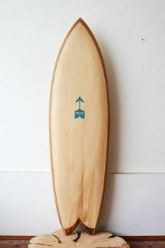 Wooden beauty.