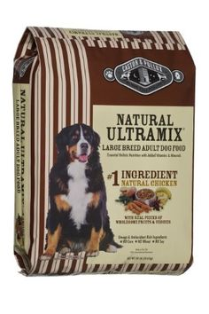 $53.82-$57.99 Castor & Pollux Ultramix Large Breed Adult Canine Formula Dry Dog Food, 30-Pound Bag - Castor & Pollux Ultramix Canine Formula Dry Dog Food is holistic pet food for the discriminating pet owner, it has Specialized nutrition for adult dogs and is fortified with vitamins & minerals. Natural lamb is the number one ingredient also wholesome fruits and vegetables. http://www.amazon.com/dp/B001BCWAFY/?tag=pin2pet-20