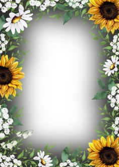 Shop Sunflower Rustic Country Floral Bridal Shower Invitation created by RusticWeddings. Sunflowers Background, Sunflowers And Daisies, Flower Background Wallpaper, Flower Backgrounds, Wallpaper Backgrounds, Sunflower Iphone Wallpaper, Molduras Vintage, Greenery Wreath, Floral Wreath