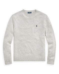 Polo Ralph Lauren Heavy Cotton Knit Jumper, Andover Heather Sweater Ralph Lauren Jumper, Ralph Lauren Style, Long Sleeve Sweater, Men Sweater, Long Sweaters, Fashion Advice, Spring Outfits, Pullover, Knitting