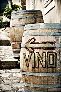 Wine-tasting in Croatia. Did you know that the Zinfandel grape is indigenous to Croatia?
