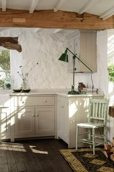 The Real Shaker Kitchen by deVOL, prices start from The Cotes Mill Shaker Kitchen by deVOL. Browse inspirational photos of modern homes. Home Interior, Kitchen Interior, Kitchen Decor, Interior Colors, Interior Modern, Interior Paint, Kitchen Ideas, Handmade Home Decor, Cheap Home Decor