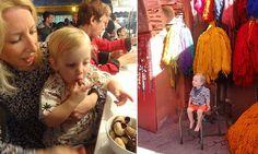 You CAN do Marrakech with a toddler