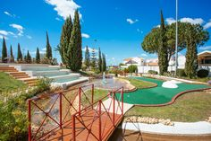 Family golf park Vilamoura- For more inspiration visit https://www.jet2holidays.com/destinations/portugal/algarve#tabs|main:overview