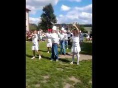 Zahradní slavnost ZŠ Bohutín 2012 - 1. třída Buchet je spousta - YouTube
