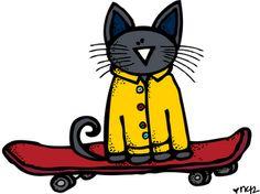 Inspired by Kindergarten: PreK Pete the Cat Tour