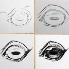 i often get asked to do a tutorial on horse eyes and noses. So i decided to do…