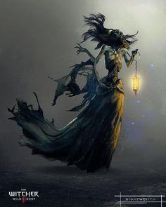 Nightwraith by Scratcherpen.deviantart.com on @DeviantArt