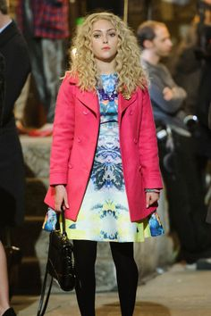 Anna Sophia Robb - The Carrie Diaries fashion