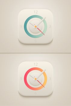 Clock App Icon