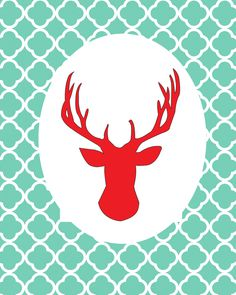 Guvon Hotels & Spas just adore these free Christmas prints