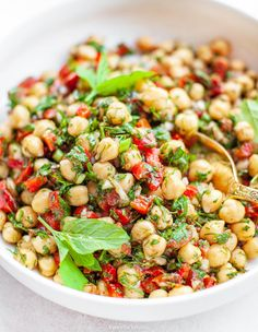 Healthy Salad Recipes, Diet Recipes, Vegetarian Recipes, Cooking Recipes, Tasty Dishes, Food Dishes, Salad Dishes, Breakfast Lunch Dinner, Good Food