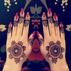 Beautiful Mehndi (Henna) Designs