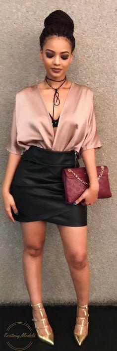 Spring Fashion Look by mihlalii_n