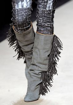 8f06a1f1c50 ... provides the best tassel fringe suede leather boots over thigh high  knee boots wedged women boots autumn winter shoes woman and warm grey boots  for ...