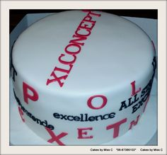 font cake