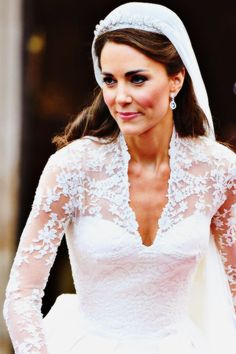 The Duchess Of Cambridge Catherine Middleton | Kate Middleton | Royal Wedding