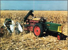 Wagons and Truck Bodies: The History of the Anthony Company of Streator, Illinois by Brian Wayne Wells As published in the July/August 1995 issue of Belt Pulley Magazine Just as necessity is the mo… Antique Tractors, Vintage Tractors, Old Tractors, Vintage Farm, Cat Farm, Agricultural Engineering, White Tractor, Farm Pictures, Classic Tractor