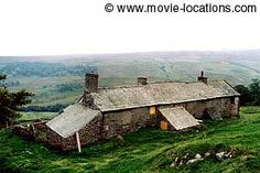 Withnail and I filming location: 'Crow Cragg': Sleddale Hall, near Penrith, Cumbria
