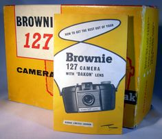 Brownie 127 Box