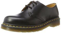 Oferta: 129.9€ Dto: -22%. Comprar Ofertas de Dr. Martens 1461, Zapatos Con Cordones Para Hombre, Negro (Black), 42 EU barato. ¡Mira las ofertas!