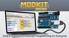 Modkit Micro. Now available on Kickstarter http://modk.it/kickstarter