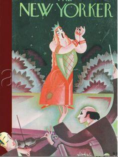 1920s - Constantin Alajalov.