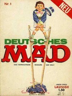 Mad #1 - Deutsches Mad