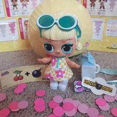 Com chapéu LOL Surpresa Lil Irmãs l.o.l Miss Punk Glam Club Series 2 Boneca ttus