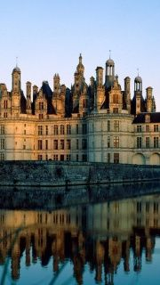 Chateau de Chambord, France/NOT PARIS?