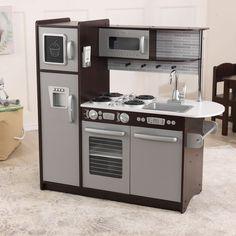 KidKraft Uptown Espresso Kitchen - 53260