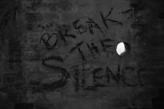 Rompe el silencio