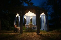 Glamping Under the Starry Sky