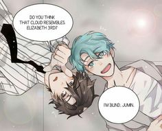 Jumin and V