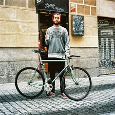 Survey | cyclist street fashion from around the world | Rapha
