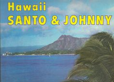 SANTO & JOHNNY LP Hawaii by vinylplus on Etsy