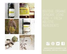 Our new Lookbook Organic Skin Care, Soap, Personal Care, Pure Products, Boutique, Bottle, Personal Hygiene, Flask, Soaps