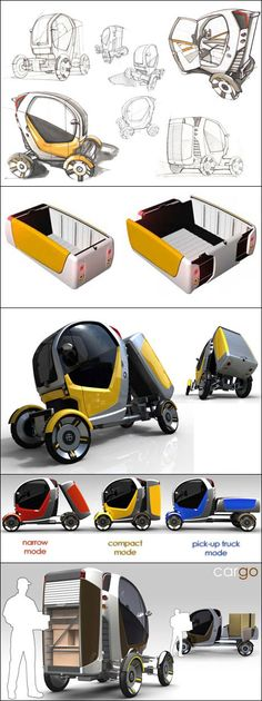 Cargo concept Vehicle