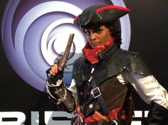 Cosplay: Aveline (Assassin's Creed) alias Elika hat uns besucht!