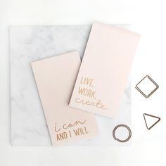 The perfect fit for everyone who loves stationery and unique interior designs. Desk Set, Sweet Home, Stationery, Place Card Holders, Inspiration, Live, Paper Mill, Organization, Toy Block