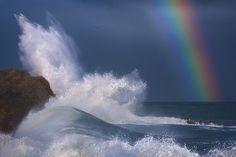 "Rough Sea 27 Canvas Print / Canvas Art by Giovanni Allievi  ""Rough sea 32"". Available as regular print/canvas stretch/metal/framed. http://giovanni-allievi.pixels.com/featured/rough-sea-32-giovanni-allievi.html  #seascape #ocean #canvas #art #wave #waves #sea #print #photo #decorating #living #livingroom #decor #wall #surf"