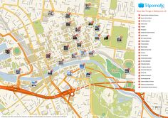 Get the free printable map of Melbourne Printable Tourist Map or create your own tourist map. See the best attraction in Melbourne Printable Tourist Map. Melbourne Australia City, Melbourne Map, Australia Map, Melbourne Attractions, Printable Maps, Free Printable, Australian Continent, Tourist Map, Airlie Beach