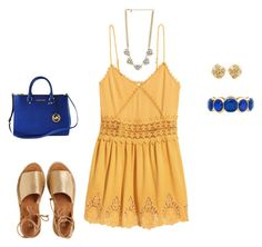 """Summer"" by brtnynchl on Polyvore"