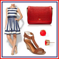 5 looks for the 4th; 4th of july outfit; red white and blue outfit for her; for women; memorial day; labor day
