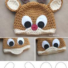 Cute Home Slippers - DIY Crochet - AllDayChic