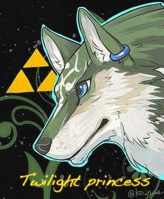 Wolf Link | Twilight Princess