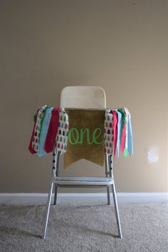 Celebrate your November/December baby's first birthday with a pink and green Christmas themed highchair banner! Handmade by Madsy Bella Boutique on Etsy. First Birthday Banners, Baby First Birthday, December Baby, November, Green Christmas, Christmas Themes, Fabric Tutu, Birthday Highchair