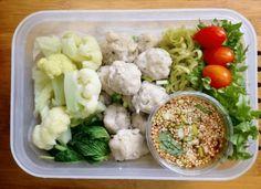 Thai Recipes, Clean Recipes, Healthy Recipes, Thai Menu, Lean Meals, Fusion Food, Diet Menu, Cooking Time, Clean Eating